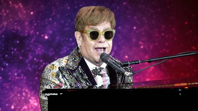 Elton John Will Be So Salty
