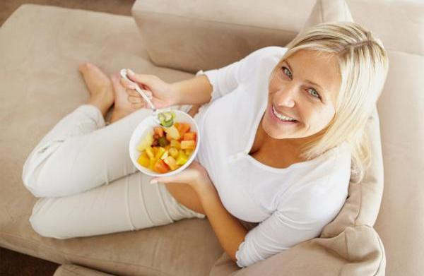 Healthy foods: More is not better