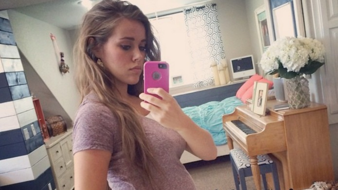Celeb bump day: Jessa Duggar, Leighton
