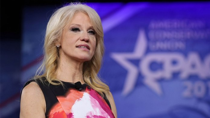 I Don't Care If Kellyanne Conway