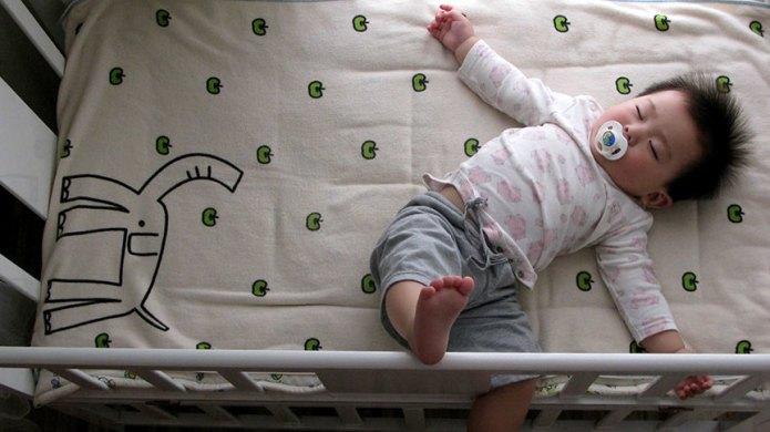 Our sleep-training advice: Skip town and