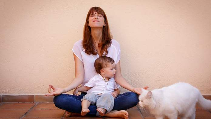 Steal Your Baby's Mindfulness Practice