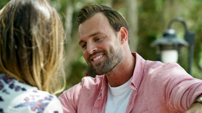 The Bachelorette's Robby Hayes is suspiciously