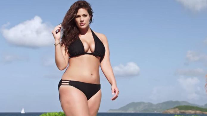 Why Sports Illustrated's plus-size ad is