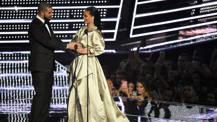 Drake's emotional ode to Rihanna will