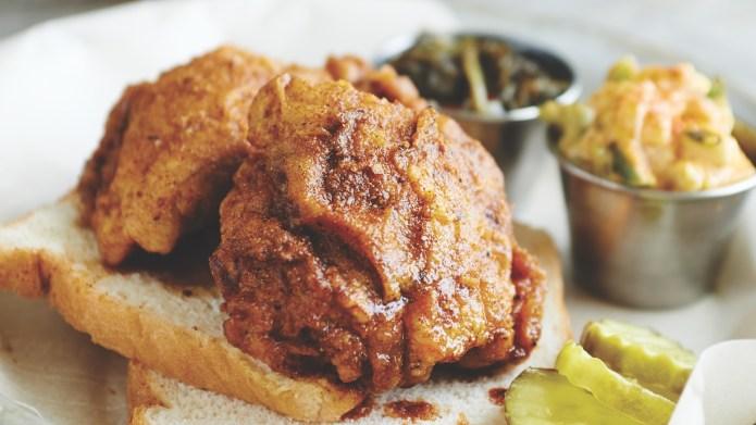 Hot chicken: Meet your new food