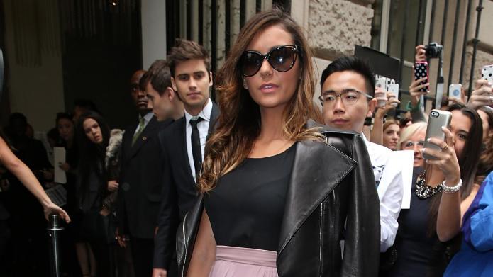 Nina Dobrev proves maxi dresses aren't