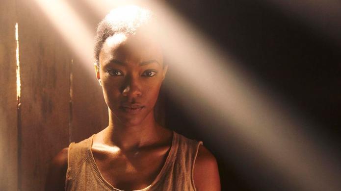 The Walking Dead's Sonequa Martin-Green is