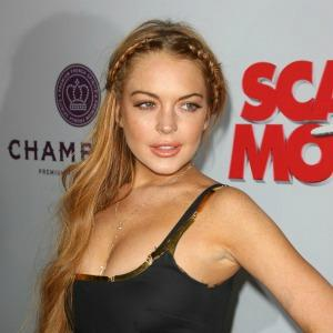 Lindsay Lohan's nudity in The Canyons: