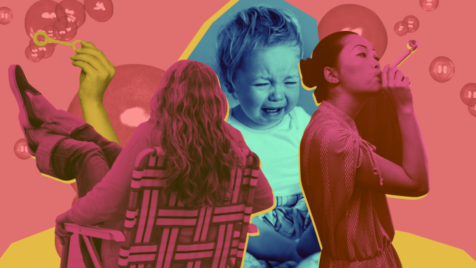 Advice for New Moms: What I