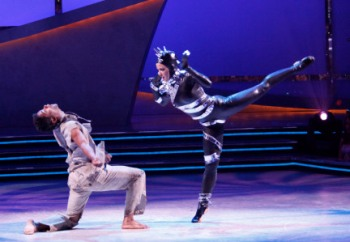 Caitlin and Jason do Jazz on So You Think You Can Dance