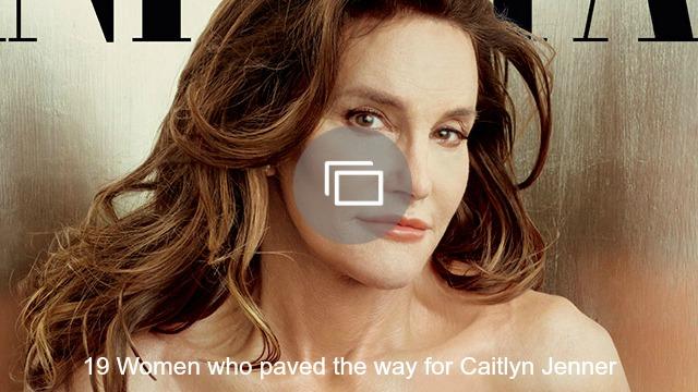 Caitlyn Jenner slideshow