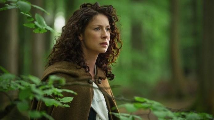 Caitriona Balfe's reason for joining Outlander
