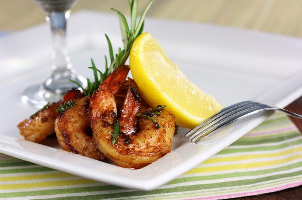Cajun Spice Shrimp