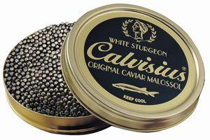 Calvisius White Sturgeon Caviar