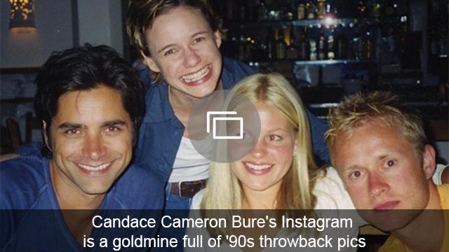 candace cameron bure instagram slideshow