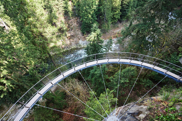 Capilano Suspension Bridge Park — Vancouver, British Columbia