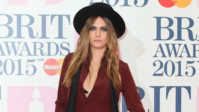 Cara Delevingne won't be playing the