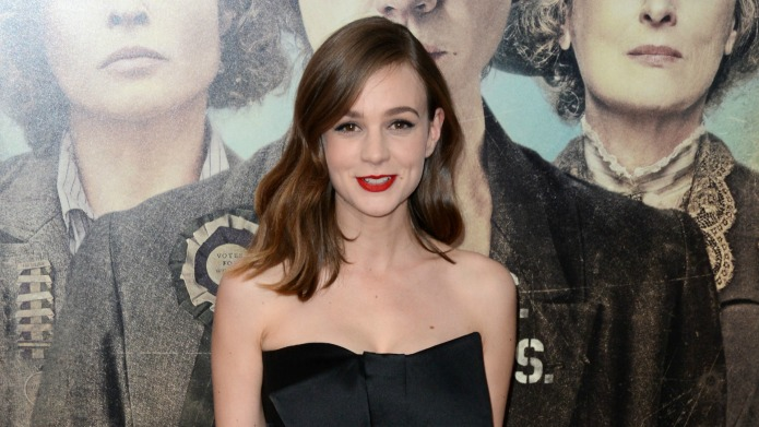 Carey Mulligan continues the trend for