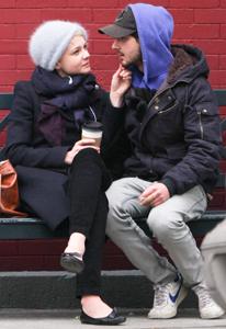 Carey Mulligan & Shia LaBeouf