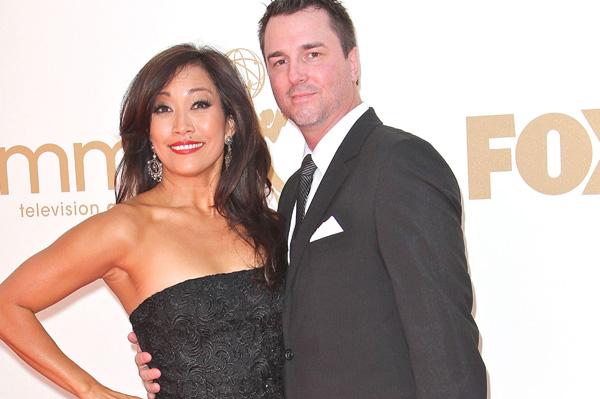 Carrie Ann Inaba met her fiance on eHarmony