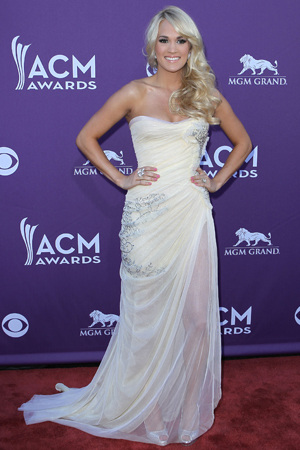 Carrie Underwood is a Beauty by Example for Olay