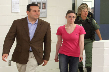 Casey Anthony is now out of prison