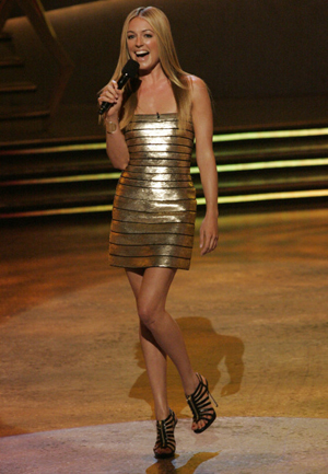 Cat Deeley excels as SYTYCD's host