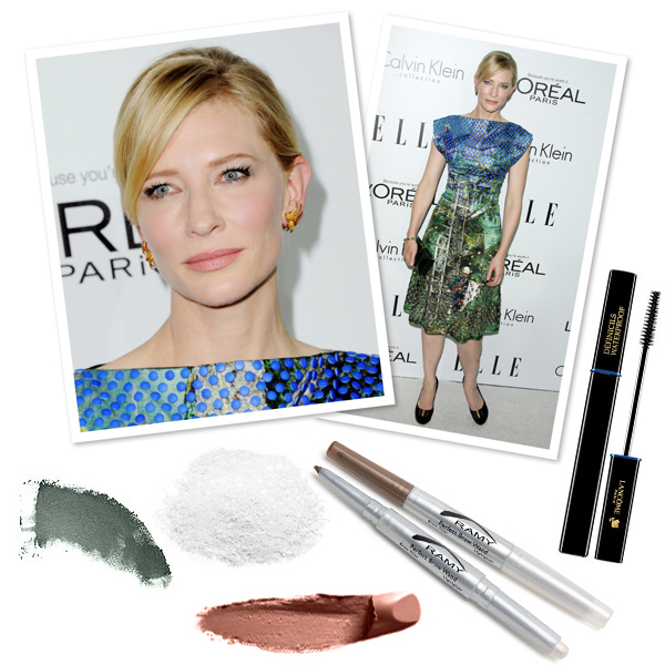Get Cate Blanchett's Lashes for days
