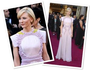 Cate Blanchett's Oscar-worthy look