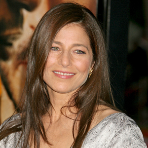 Catherine Keener at The Soloist premiere