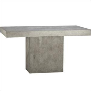 CB2 Concrete table