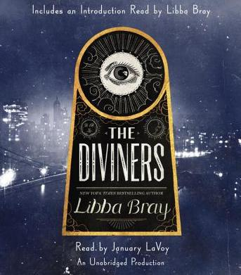 Listen up: The Diviners by Libba