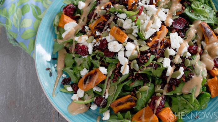 3 Winter salads that will make