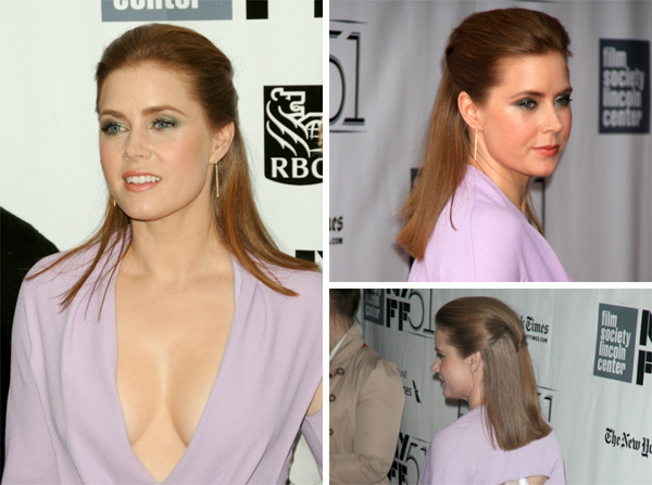 Celeb Hairstyle of the Week: Amy Adams
