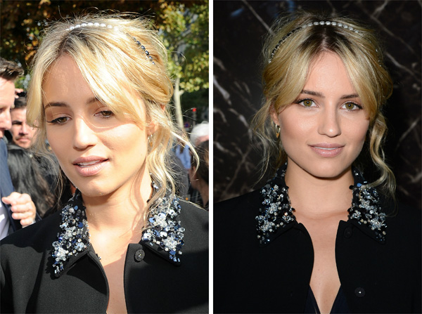 Celeb Hairstyle of the Week: Dianna Agron