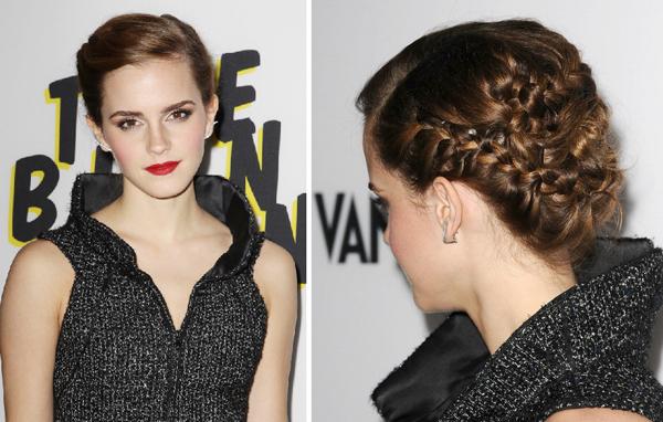Emma Watson at Bling Ring premiere