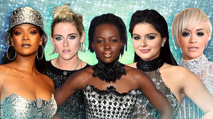 Celebrity Makeup Trends Made For Winter