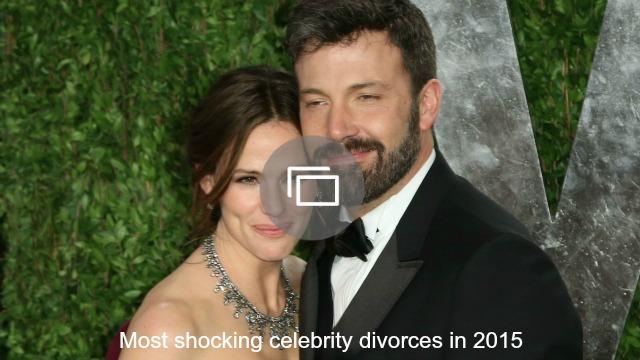 celeb divorces 2015 slideshow