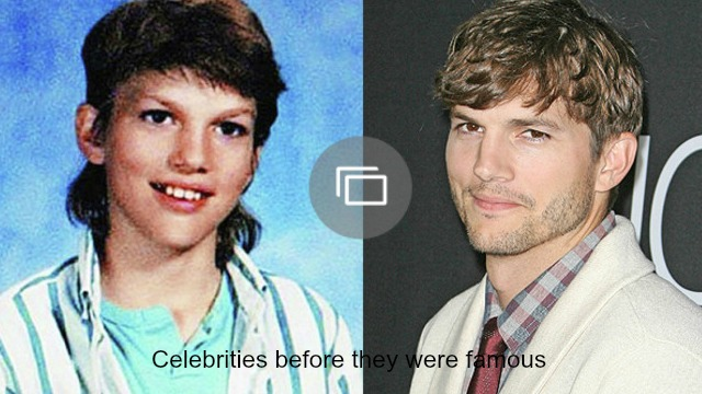 Celebs before they were famous slideshow