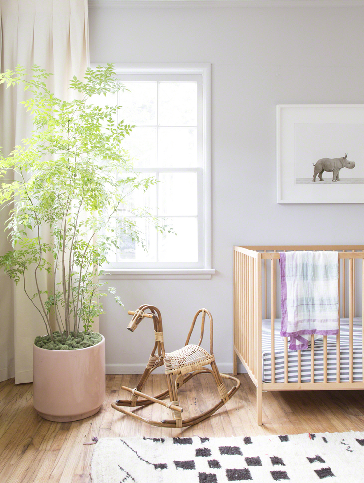 Nursery Room: 7 Hottest Baby Room Trends For 2016