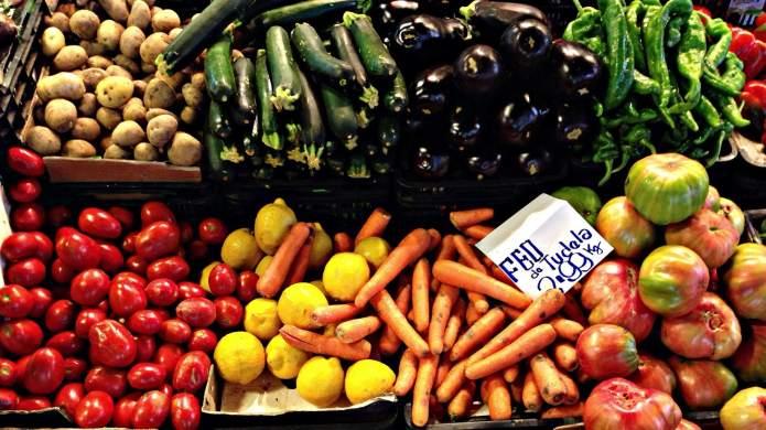 Eating Enough Fruits & Veggies for
