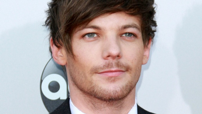 One Direction's Louis Tomlinson shares first