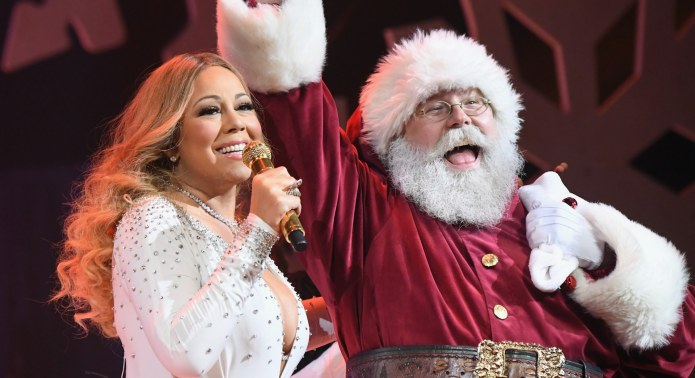 Mariah Carey's 'All I Want for