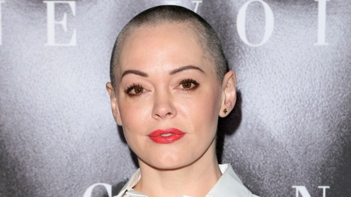 Rose McGowan may be the latest