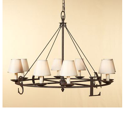 Weathervane Chandelier Pottery Barn