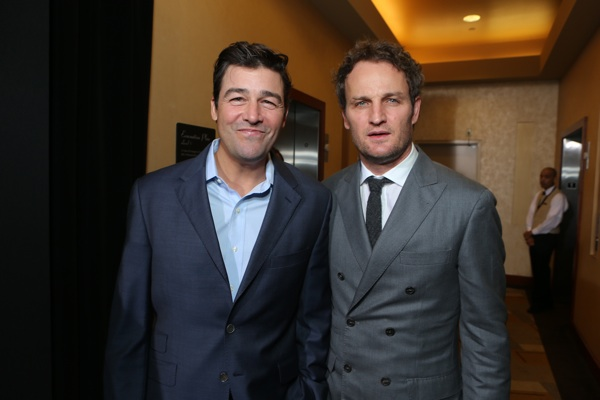 Kyle Chandler and Jason Clarke