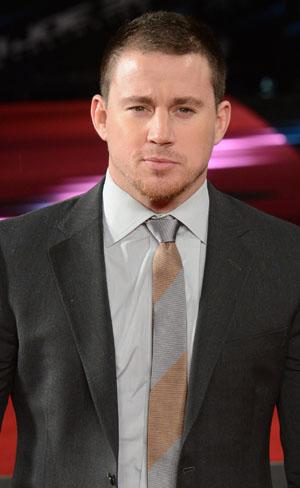 Channing Tatum at the G.I. Joe premiere