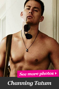 Channing Tatum photo gallery