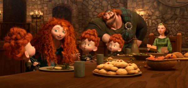 Disney film Brave